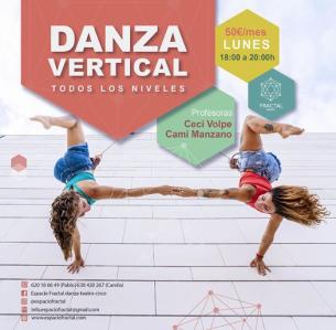 DANZA VERTICAL 2