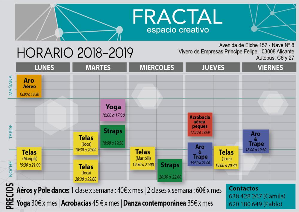 Horarios 2018 2019-01