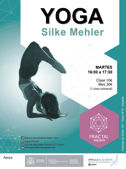 yoga Silke